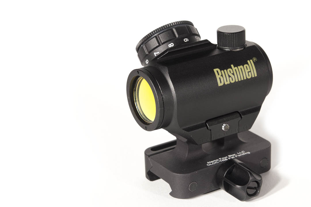 Tactical Bushnell Trs 25