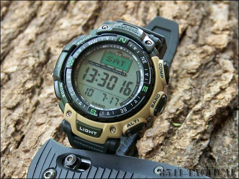 8541 tactical casio pathfinder pag40 5v rh 8541tactical com Casio GPS Watch Casio Pathfinder Triple Sensor Watch