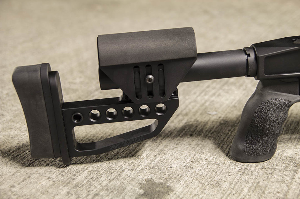 XLR Industries Carbon Chassis Review   8541 TACTICAL