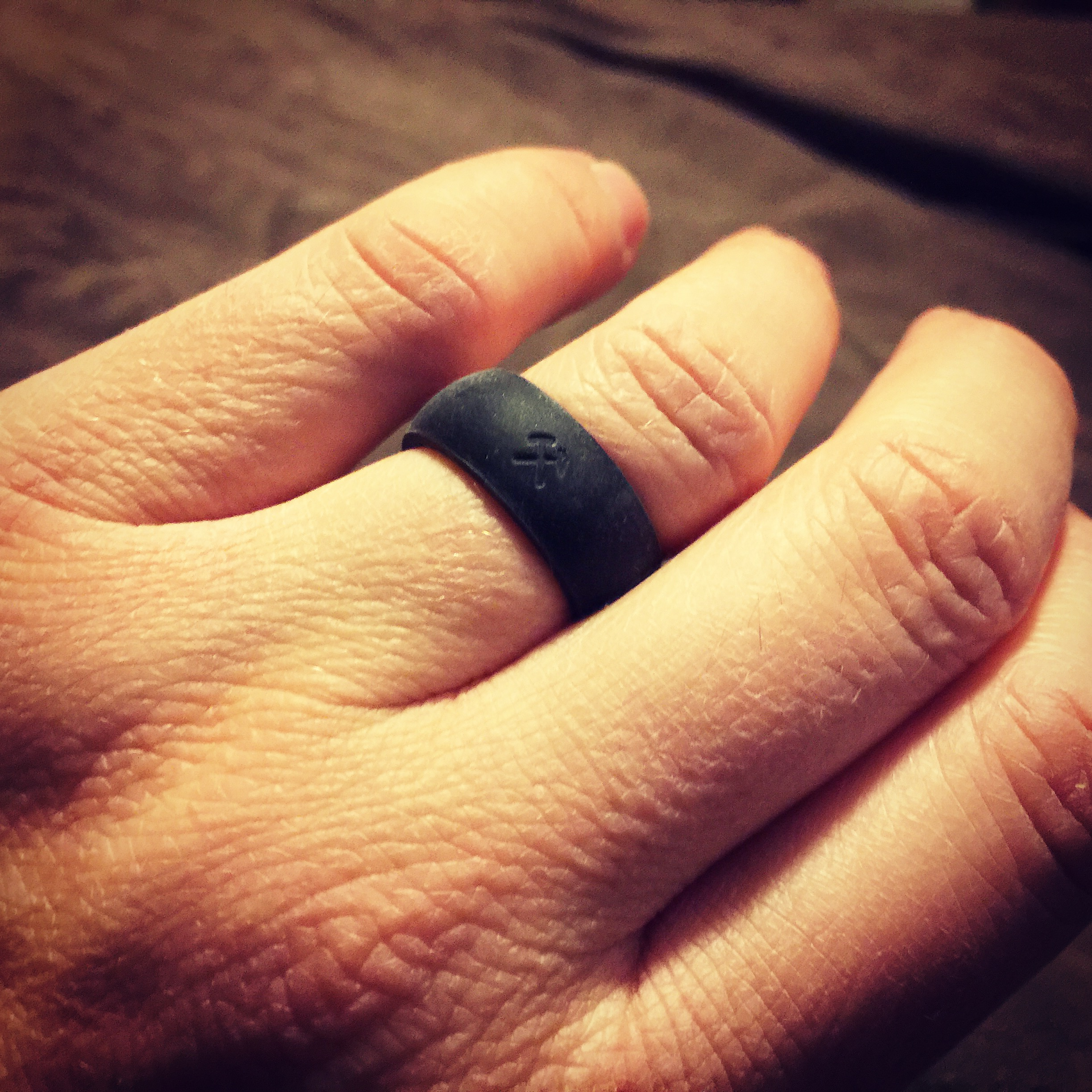 Qalo Silicone Ring Review 8541 Tactical