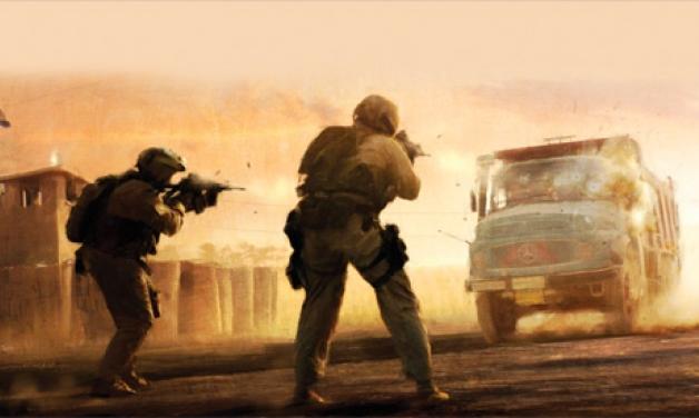 Illustration from Marines Magazine