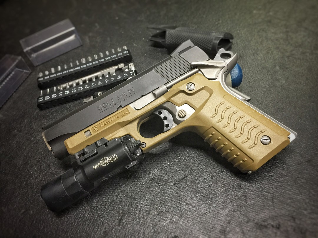 Recover Tactical 1911