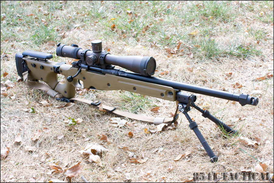 8541 Tactical - Accuracy International AE MkII Review